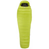 Mountain Equipment Helium 800 Slepping Bag Regular Green Shoots